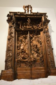 La Puerta del Infierno, Auguste Rodin