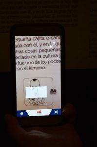App Realidad Aumentada que puedes usar en el Museo Soumaya