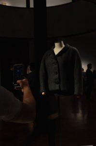 Exposición Cristóbal Balenciaga. Museo de Arte Moderno
